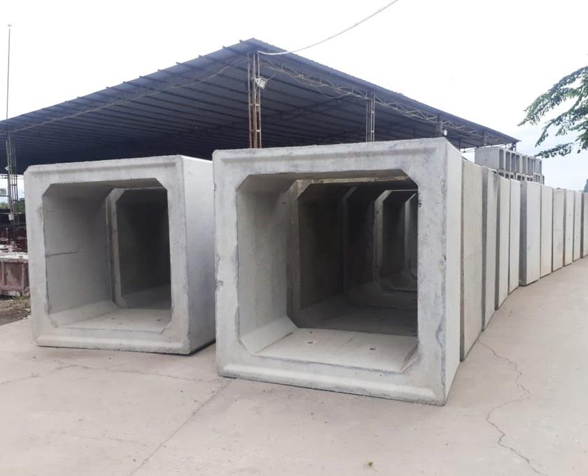 Box Culvert - Niaga beton precast